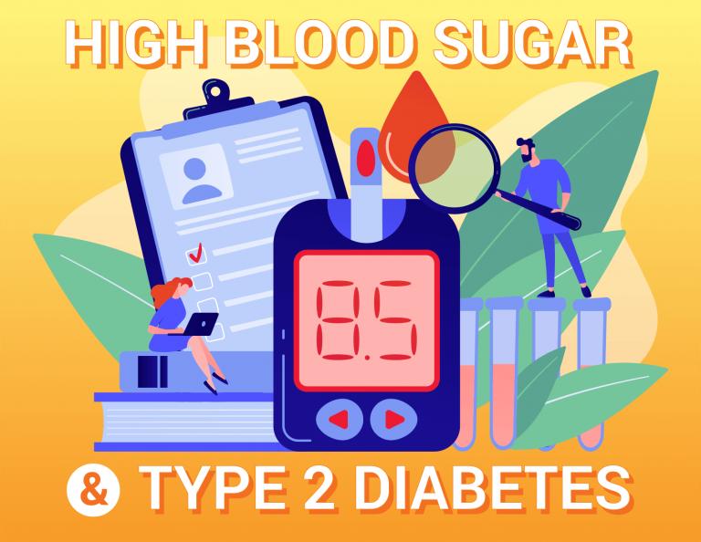 High Blood Sugar and Type 2 Diabetes